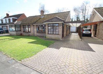 Thumbnail 2 bed semi-detached bungalow for sale in Dalton Road, Bedworth