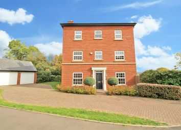 Thumbnail 5 bedroom detached house for sale in Long Hassocks, Coton Park, Rugby