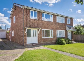 Thumbnail 3 bedroom semi-detached house to rent in Canterbury Gardens, Hadleigh