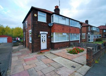Thumbnail 3 bedroom semi-detached house for sale in Wordsworth Road, Reddish