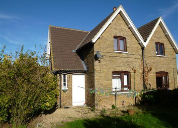 Thumbnail 3 bed semi-detached house to rent in Sheerness Road, Lower Halstow