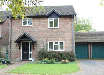 Thumbnail 4 bed detached house for sale in Ligueil Close, Hungerford