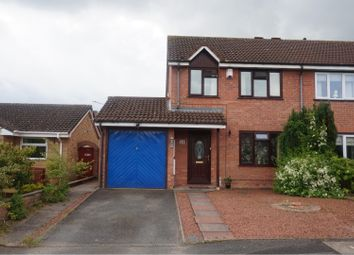 Thumbnail 3 bed semi-detached house for sale in Heatherdale, Apley Telford