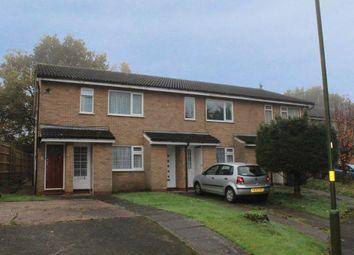 Thumbnail 1 bed maisonette to rent in Swan Copse, South Yardley, Birmingham, West Midlands