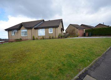 Thumbnail 1 bed semi-detached bungalow for sale in Bridgehousehill Road, Kilmarnock