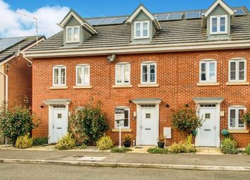 Thumbnail 3 bed terraced house for sale in Canners Way, Stratford-Upon-Avon, Warwickshire