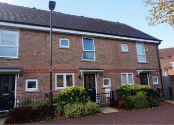 Thumbnail 2 bed terraced house to rent in Noon Layer Drive, Milton Keynes