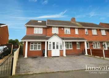 Thumbnail 5 bedroom semi-detached house for sale in Lower Chapel Street, Tividale, Oldbury