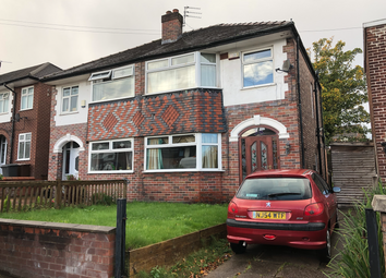 Thumbnail 3 bed semi-detached house to rent in Hulme Road, Reddish