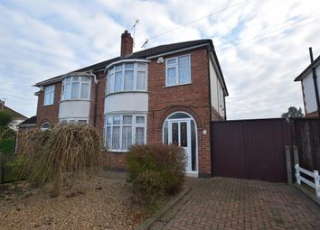 Thumbnail 3 bedroom semi-detached house for sale in Lamborne Rd, Knighton, Leicester