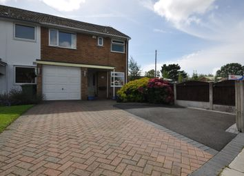Thumbnail 3 bed end terrace house for sale in Sparks Lane, Heswall, Wirral