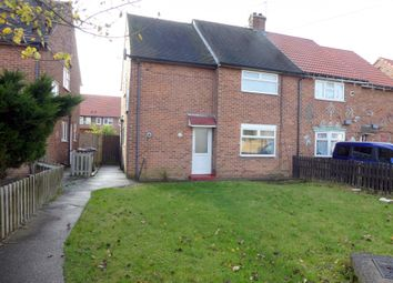 Thumbnail 3 bedroom semi-detached house for sale in Wansbeck Road, Hull, East Riding Of Yorkshire