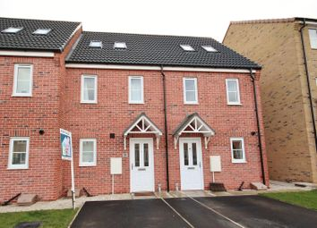3 bed terraced house for sale in Palm House Drive, Selby YO8