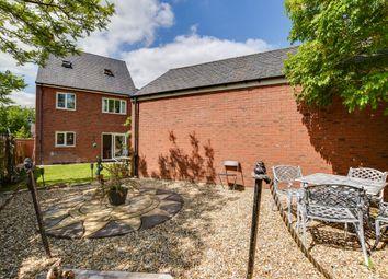 4 bed end terrace house for sale in Britten Road, Swindon SN25