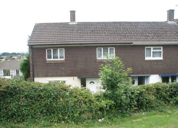 Thumbnail 2 bed property to rent in Budshead Road, Plymouth, Devon