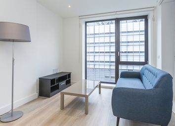 Thumbnail 1 bedroom flat to rent in Glass Blowers House, Valencia Place, London