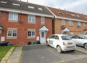 Thumbnail 3 bedroom terraced house for sale in Salmond Road, York