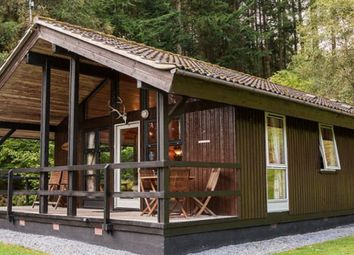 Thumbnail 3 bed lodge for sale in Loch Tay Highland Lodges, By Killin