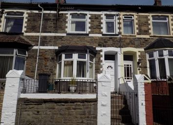 Thumbnail 3 bed terraced house to rent in Gladstone Street, Abertillery