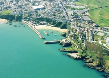 Thumbnail 1 bed property to rent in Cliff Road, Newquay