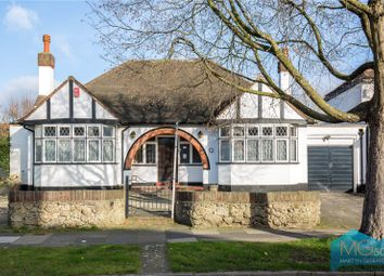 Thumbnail 2 bedroom bungalow for sale in Church Way, Whetstone, London