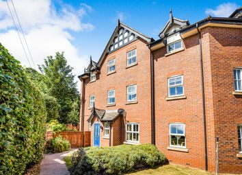 Thumbnail 4 bedroom town house for sale in Caldwell Close, Stapeley, Nantwich