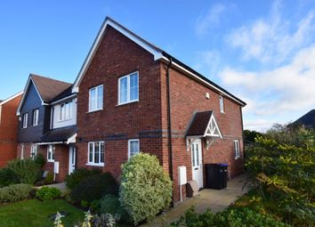 Thumbnail 3 bed terraced house to rent in Holmes Road, Bishopdown, Salisbury