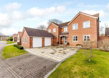 Thumbnail 5 bed detached house for sale in Wilmore Lane, Grasby, Barnetby, Lincolnshire
