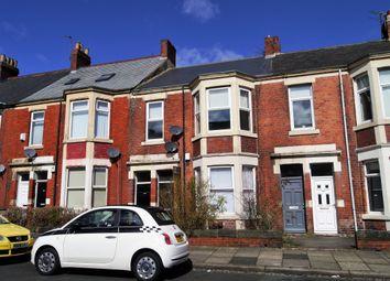 Thumbnail Flat to rent in Warton Terrace, Heaton, Newcastle Upon Tyne