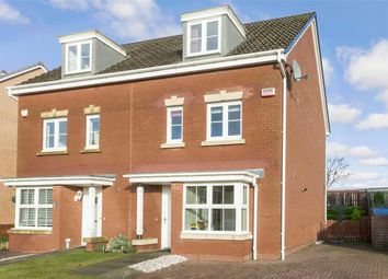 Thumbnail 4 bed semi-detached house for sale in Jasmine Avenue, Ballerup Village, East Kilbride