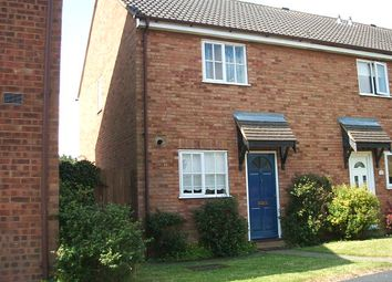 Thumbnail 3 bed end terrace house to rent in Onehouse Road, Stowmarket