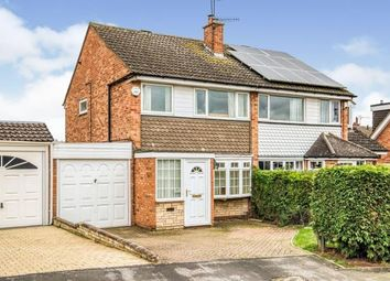 3 bed semi-detached house for sale in Glebe Road, Stratford Upon Avon, Warwickshire CV37