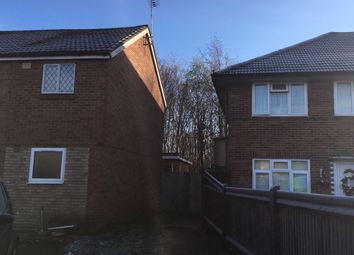 Thumbnail 3 bed maisonette to rent in Larch Crescent, Yeading, Hayes