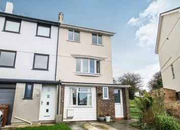 Thumbnail 4 bed town house for sale in Trematon Drive, Ivybridge