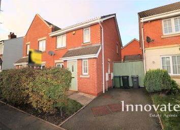 Thumbnail 3 bed semi-detached house for sale in George Road, Oldbury