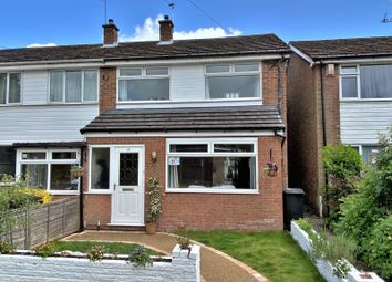 Thumbnail 3 bed terraced house for sale in Cumber Drive, Wilmslow