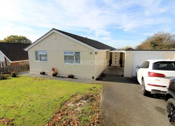 Thumbnail 4 bed detached bungalow for sale in Milford Lane, Holly Park, Plymouth