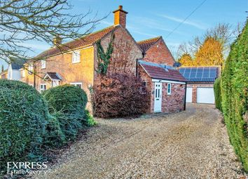Thumbnail 6 bedroom detached house for sale in High Street, Maxey, Peterborough, Cambridgeshire
