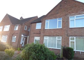 Thumbnail 2 bedroom maisonette to rent in Four Pounds Avenue, Coventry