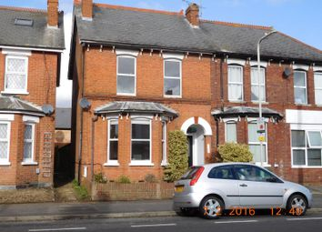Thumbnail 3 bed semi-detached house to rent in Queens Road, Farnborough, Hampshire