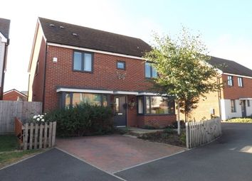 Thumbnail 4 bed property to rent in Pilsbury Close, Bedford