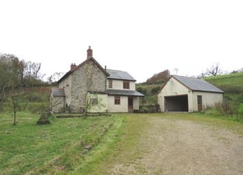 Thumbnail 4 bed detached house for sale in Brompton Regis, Dulverton