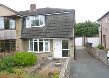 Thumbnail 3 bed semi-detached house for sale in Beckfield Road, Cottingley