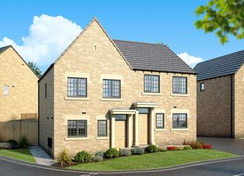 "Thumbnail 3 bed property for sale in ""The Kendal At Heron's Reach, Bradford"" at Allerton Lane, Allerton, Bradford"