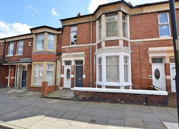 Thumbnail 3 bedroom flat for sale in Queen Alexandra Road, North Shields
