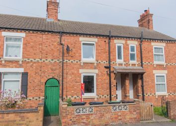 Thumbnail 2 bed terraced house for sale in Finedon Road, Irthlingborough, Wellingborough
