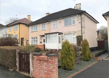 Thumbnail 3 bed semi-detached house to rent in Briarfield Drive, Leicester