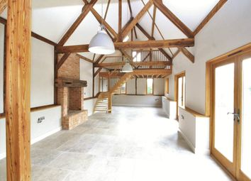 Thumbnail 1 bed detached house to rent in Whitewood Heath Barn, Whitewood Heath, Reading