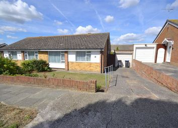 Thumbnail 2 bed semi-detached bungalow for sale in Borrowdale Avenue, Ramsgate, Kent
