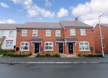 Thumbnail 2 bed terraced house for sale in Meadow Drive, Long Itchington, Southam